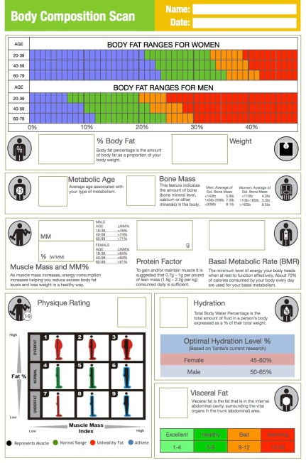 body-composition-sheet